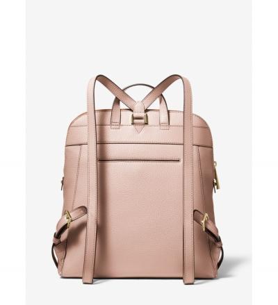 MICHAEL Michael Kors Rhea Medium Pebbled Slim Backpack