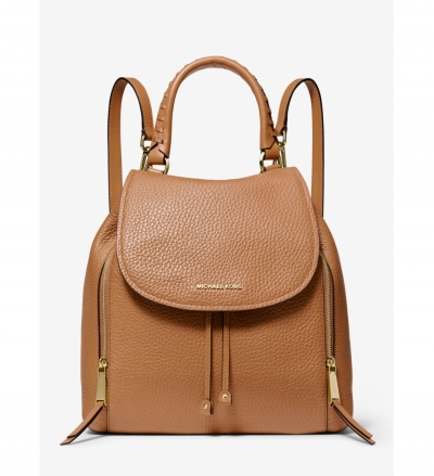 MICHAEL Michael Kors Viv Large Leather Backpack