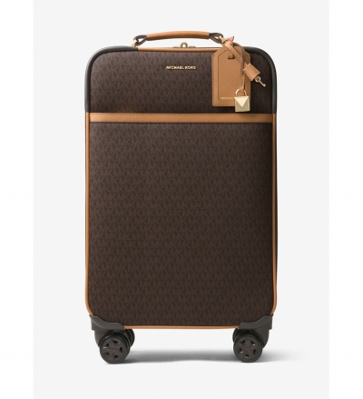 MICHAEL Michael Kors Jet Set Travel Logo Suitcase