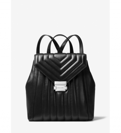 MICHAEL Michael Kors Whitney Quilted Leather Backpack