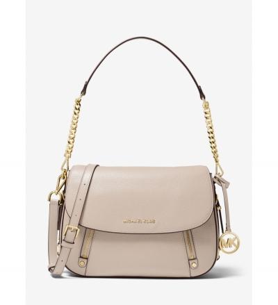 MICHAEL Michael Kors Bedford Legacy Medium Pebbled Leather Shoulder Bag