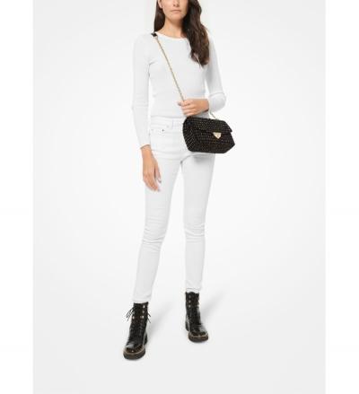 MICHAEL Michael Kors SoHo Large Tweed Shoulder Bag