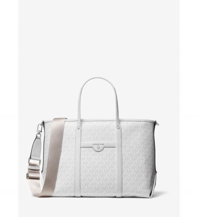 MICHAEL Michael Kors Beck Medium Logo Tote Bag