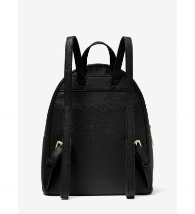 MICHAEL Michael Kors Abbey Medium Pebbled Leather Backpack