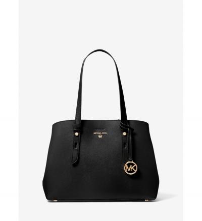 MICHAEL Michael Kors Mel Medium Saffiano Leather Tote Bag