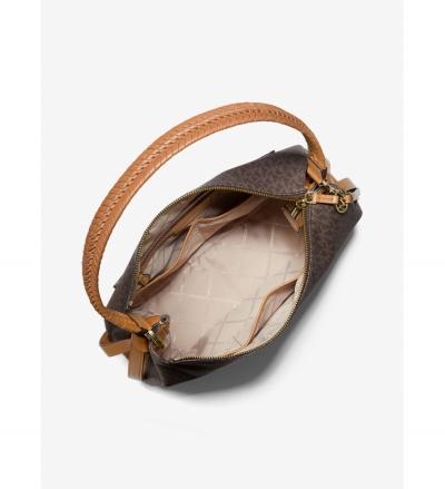 MICHAEL Michael Kors Grand Large Logo Shoulder Bag