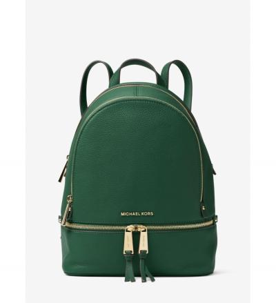 MICHAEL Michael Kors Rhea Medium Leather Backpack