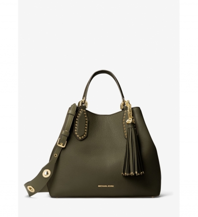 MICHAEL Michael Kors Brooklyn Large Leather Tote