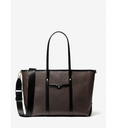 MICHAEL Michael Kors Beck Large Logo Tote Bag