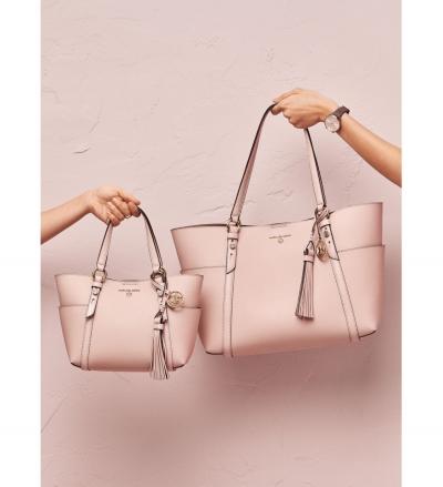 MICHAEL Michael Kors Sullivan Large Saffiano Leather Tote Bag