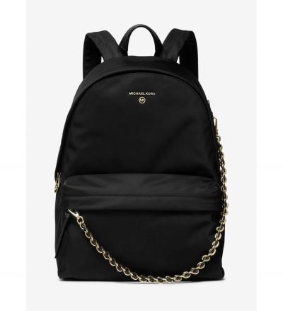 MICHAEL Michael Kors Slater Large Nylon Gabardine Backpack