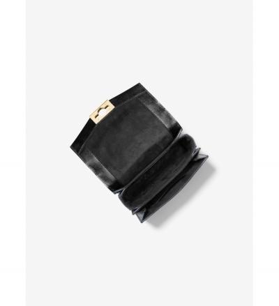 MICHAEL Michael Kors Hendrix Extra-Small Leather Crossbody Bag
