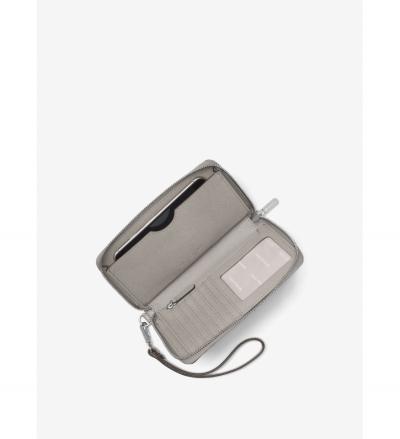 MICHAEL Michael Kors Large Leather Smartphone Wristlet