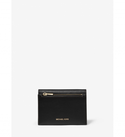 MICHAEL Michael Kors Cece Small Leather Card Case