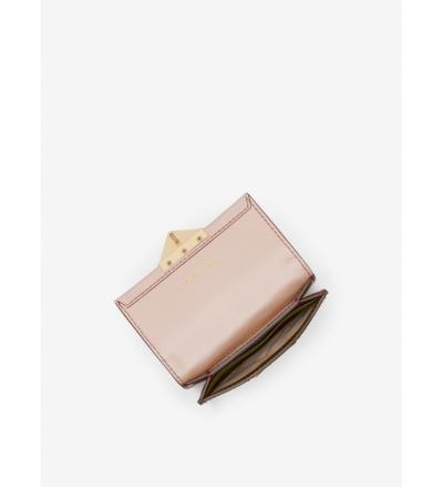 MICHAEL Michael Kors Cece Small Leather Card Case