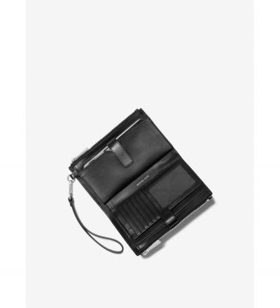 MICHAEL Michael Kors Adele Logo Smartphone Wallet