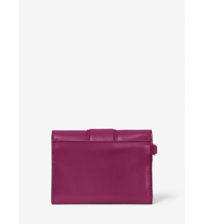 MICHAEL Michael Kors Whitney Small Leather Chain Wallet
