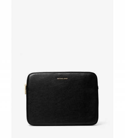 MICHAEL Michael Kors Pebbled Leather 13 Inch Laptop Case
