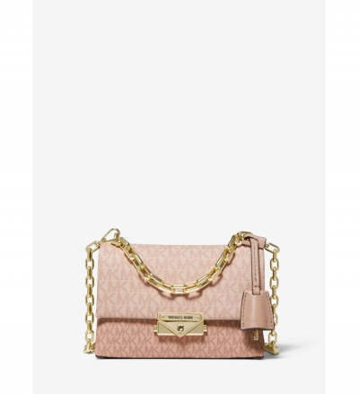 MICHAEL Michael Kors Cece Extra-Small Color-Block Logo Crossbody Bag