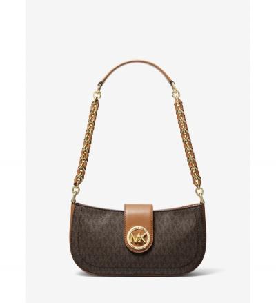 MICHAEL Michael Kors Carmen Extra-Small Logo Shoulder Bag
