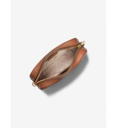 MICHAEL Michael Kors Ginny Medium Jet Set Girls Crossbody Bag