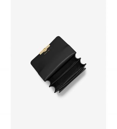MICHAEL Michael Kors Jade Extra-Small Leather Crossbody