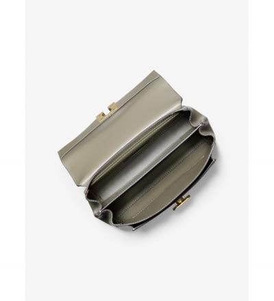 MICHAEL Michael Kors Lita Medium Leather Crossbody Bag