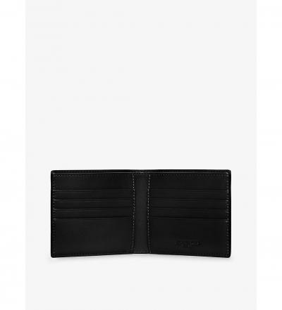 Michael Kors Mens Harrison Leather Billfold Wallet