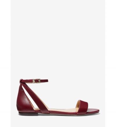 MICHAEL Michael Kors Cardi Leather Sandal