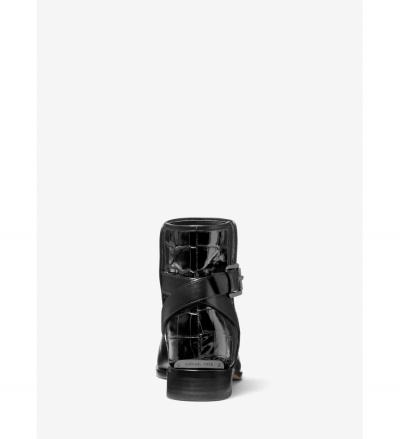MICHAEL Michael Kors Salem Leather Ankle Boot