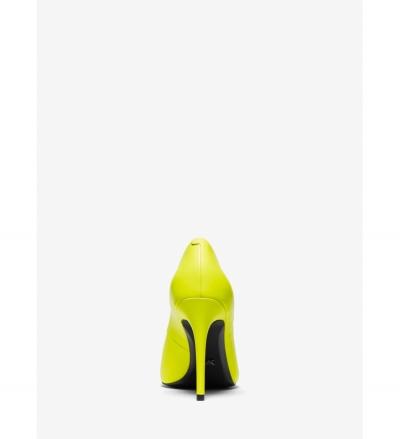 MICHAEL Michael Kors Claire Neon Leather Pump