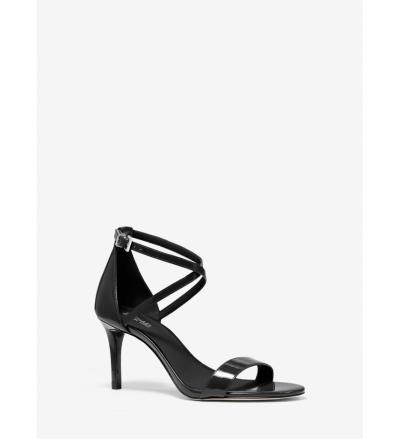 MICHAEL Michael Kors Ava Patent Leather Sandal