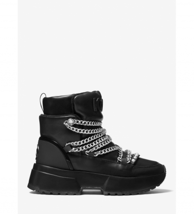 MICHAEL Michael Kors Cassia Leather Boot