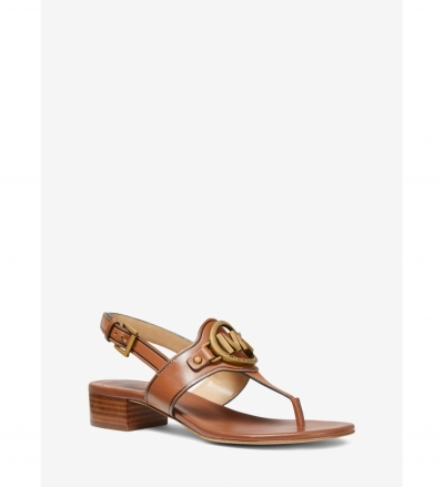 MICHAEL Michael Kors Ashland Leather Sandal