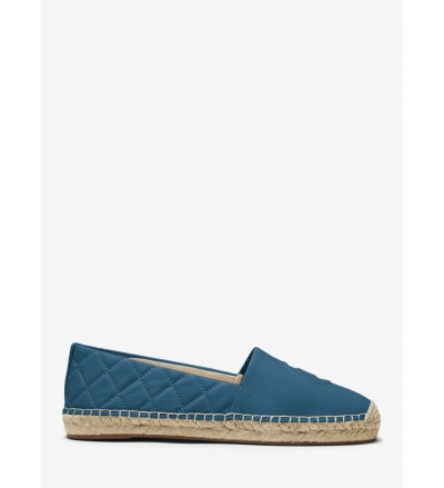 MICHAEL Michael Kors Dylan Quilted Leather Espadrille
