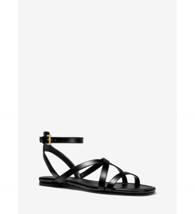 MICHAEL Michael Kors Tasha Leather Sandal