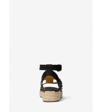 MICHAEL Michael Kors Cunningham Leather Sandal
