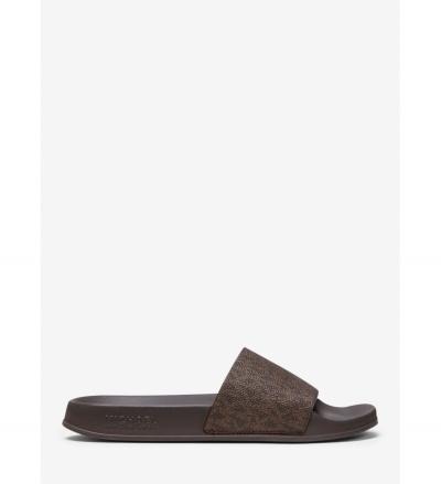 MICHAEL Michael Kors Gilmore Logo Slide Sandal