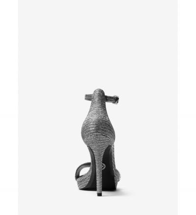 MICHAEL Michael Kors Hutton Chain-Mesh Sandal