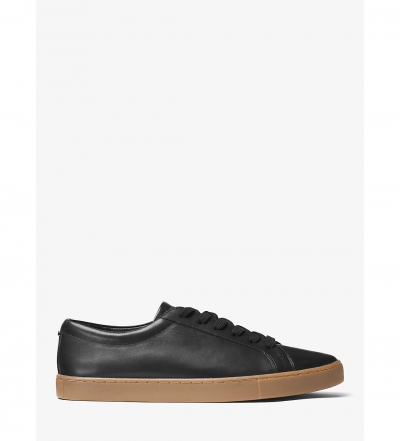 Michael Kors Mens Jake Leather Sneaker