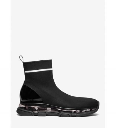 MICHAEL Michael Kors Kendra Stretch-Knit Sock Sneaker