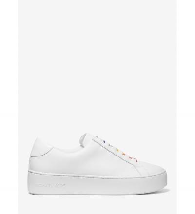 MICHAEL Michael Kors Cameron Leather Sneaker