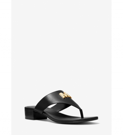 MICHAEL Michael Kors Deanna Leather Sandal