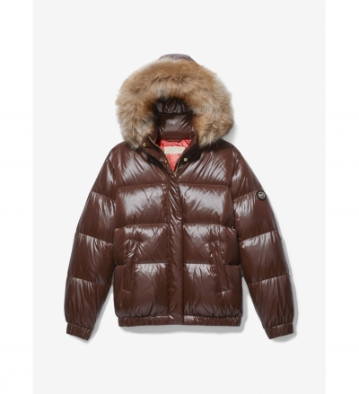 MICHAEL Michael Kors Quilted Nylon Jacket