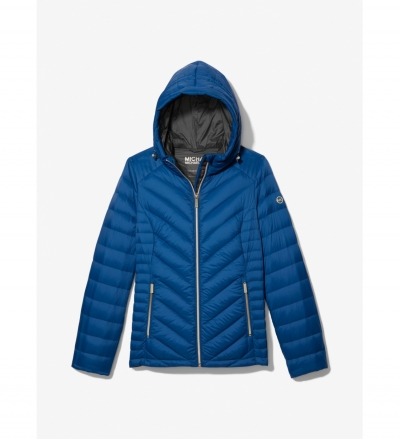 MICHAEL Michael Kors Quilted Nylon Packable Puffer Jacket