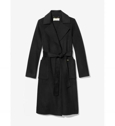 MICHAEL Michael Kors Wool Wrap Coat