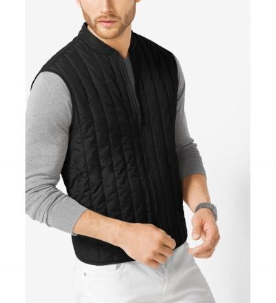 Michael Kors Mens 3-In-1 Tech Track Jacket
