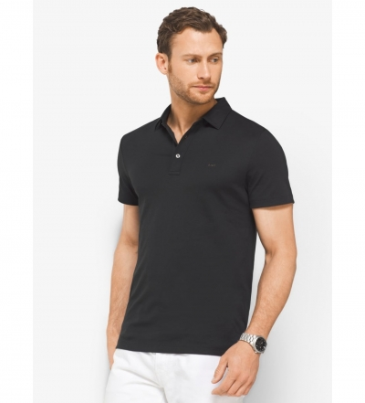 Michael Kors Mens Cotton Polo Shirt
