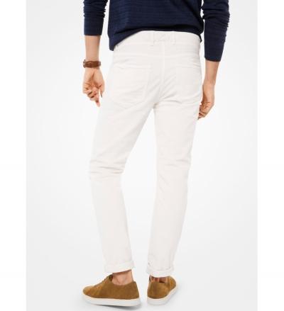 Michael Kors Mens Parker Slim-Fit Corduroy Pants