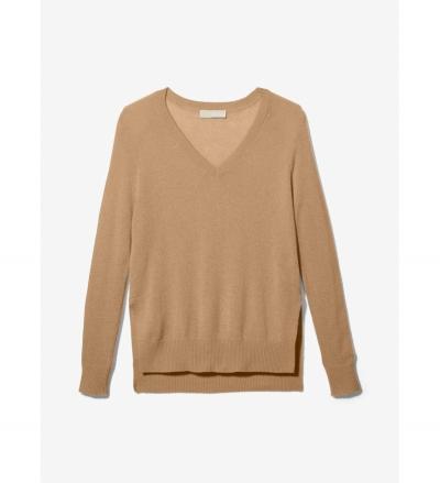 MICHAEL Michael Kors Cashmere High-Low Sweater